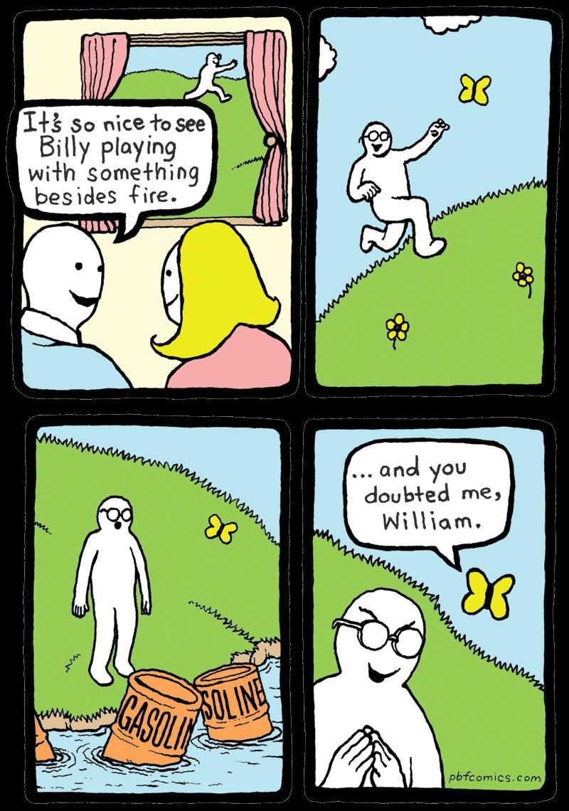 Pyro Billy