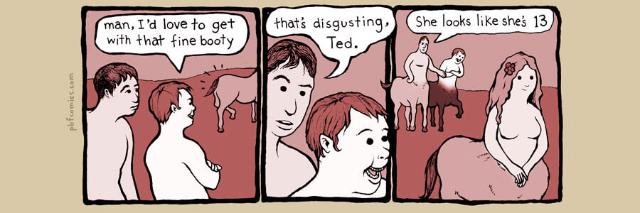 Disgusting Ted