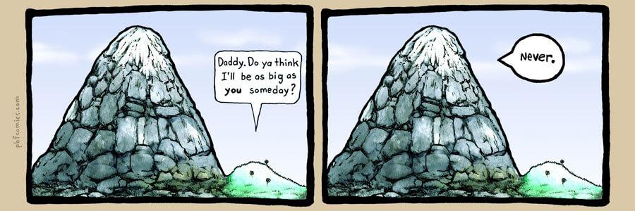 Mountain Dad