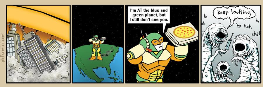 Earth Disorder