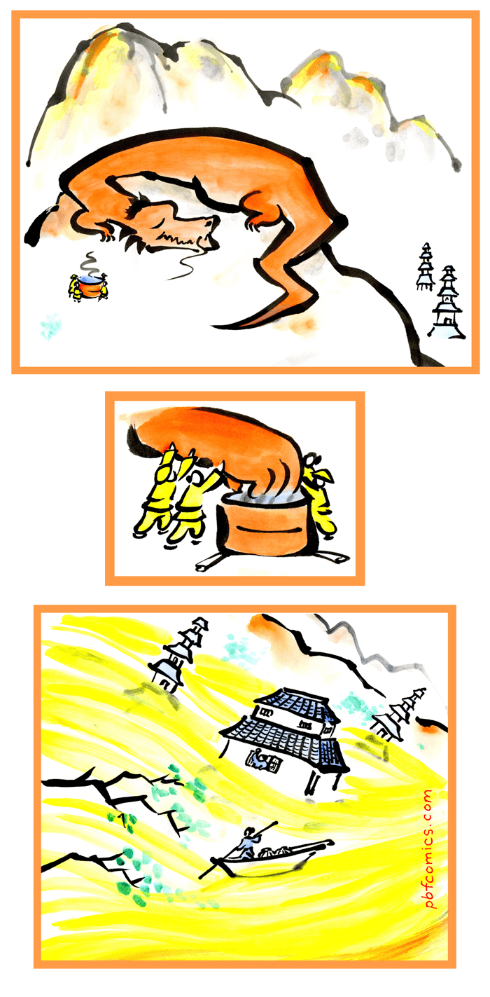 Prank Dragon