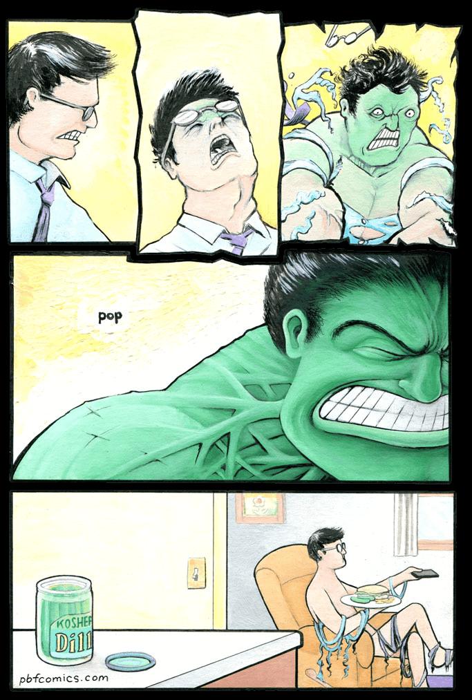 The Green Menace